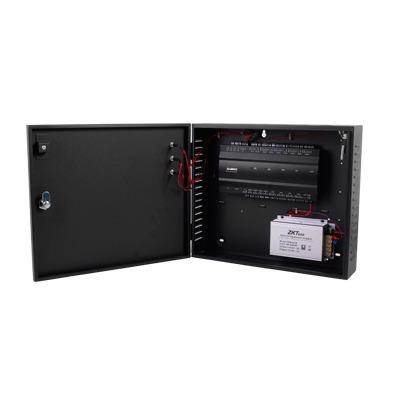Controlador de Acceso / 2 PUERTAS / Biometria Integrada / Hasta 20,000 Huellas / 30,000 Tarjetas / Incluye Gabinete y Fuente de Alimentacion 12VCD/5A