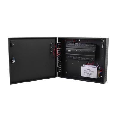 Controlador de acceso / 4 PUERTAS / Biometria Integrada / Hasta 20,000 Huellas / 30,000 Tarjetas / Incluye Gabinete y Fuente de Alimentacion 12VCD/5A