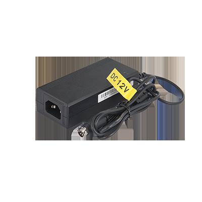 Fuente de poder regulada 12 VCD 3.3A. Conector de 4 pines para alimentación de vídeo grabadoras EPCOM y HIKVISION