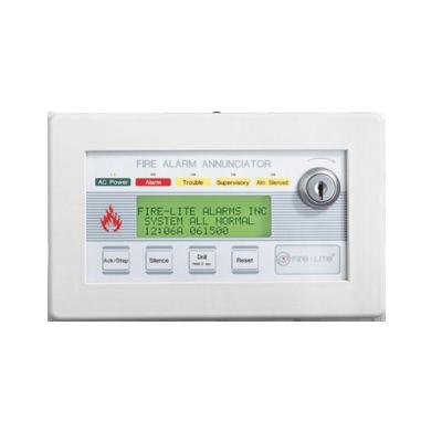Anunciador Serial Para Paneles MS-9200UDLS y MS-9600UDLS de Fire-Lite