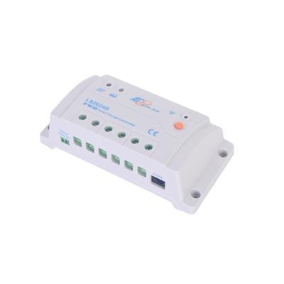Controlador Solar de Carga y Descarga PWM 12/24V 20A, Parámetros Configurables