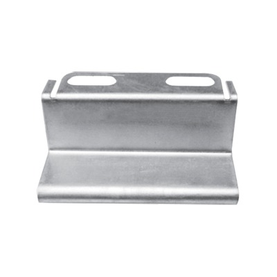 Placa salida a tubo automática para peralte de 33 mm