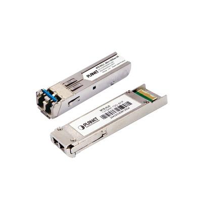 Transceptor mini-GBIC SFP+ 10G LC Duplex para fibra multimodo 300 m