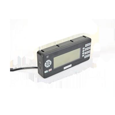 Display para envío y recepción de mensajes tanto GPRS como SMS ademas de audio Bidireccional