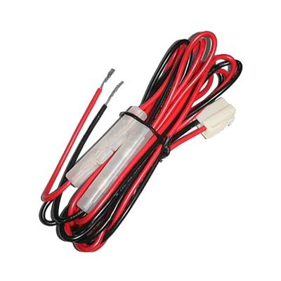 Cable de alimentación para radios móviles ICOM