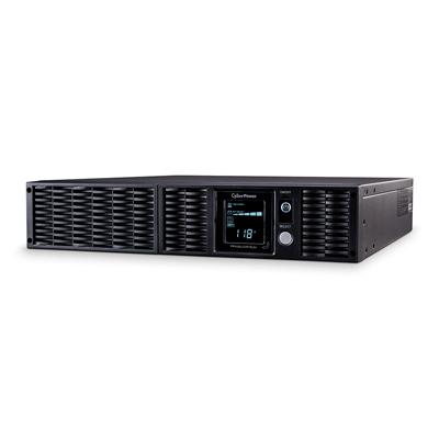 UPS 1000VA - 900W LCD Inteligente, Onda Senoidal Pura, Regulador de Voltaje (AVR), Convertible Torre-Rack 2U, 8 Conectores NEMA 5-15R, Protección RJ11-RJ45-Coax, USB-Serial, Paquete de bater&ia