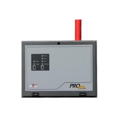 Detector de Incendio por Aspiración Inteligente, Detección Muy Temprana de Partículas de Carbono, Hasta 50 Puntos de muestreo en 920 m2 de Cobertura, 1 Tubería, 1 Zona