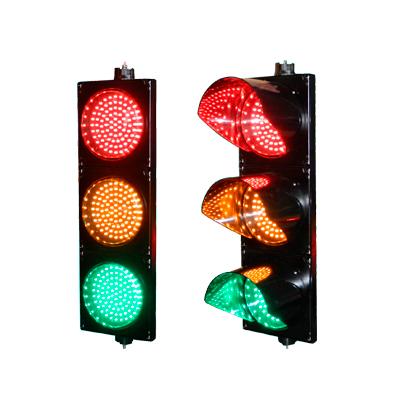 Semáforo de Señalización Rojo, Verde y Amarillo