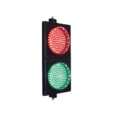 Semaforo de Se�alizacion Rojo y Verde