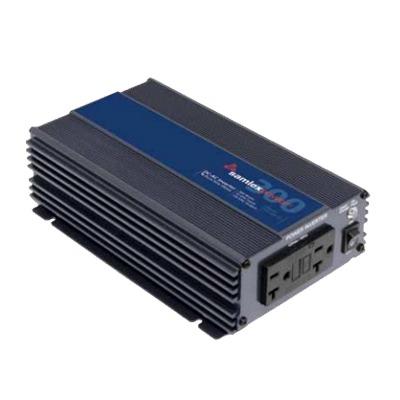 Inversor de corriente onda pura 300W, entrada 12 Vcd, salida 120 Vca 60 Hz