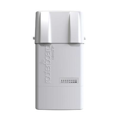 (BaseBox 2) Punto de Acceso Conectorizado PTP y PTMP en 2.4 GHz 802.11 b/g/n, Hasta 1000 mW de Potencia, Cuenta con una Ranura  miniPCIe para Expansión