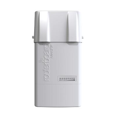 (BASEBOX2) Punto de acceso-Cliente-Backbone Conectorizado, 2.4GHz, Hasta 1000mW de Potencia