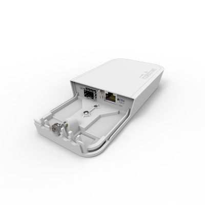 Convertidor de Medio SFP a RJ45 PoE 802.3af-at