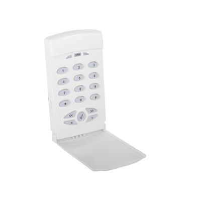 Teclado LED vertical de 6 zonas PIMA