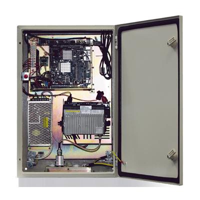 Repetidor Inteligente para centra PIMA SENTRY, comunicación por radio, teléfono y TCP-IP