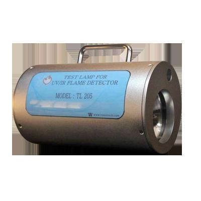 Lampara de Prueba para Detector de Flama UV-IR