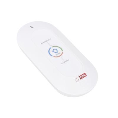 Botón de pánico AUTóNOMO de 1 botón (no requiere panel) para linea telefónica