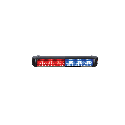 Con 3 módulos rojos, 3 módulos azules (R-R-R-A-A-A)