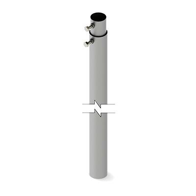 Mastil Telescopico de 6 m (Requiere accesorios de Instalacion)