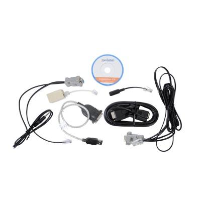Programador Universal de Radios Móviles y Portátiles ICOM y KENWOOD para Puerto USB y RS232
