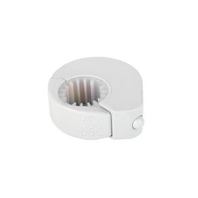 Paquete de 100 Tags gris para sujeción especializada para cables y equipos rigidos