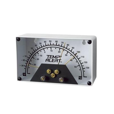 Detector analógico de temperatura ajuste de alarma por alta y baja temperatura