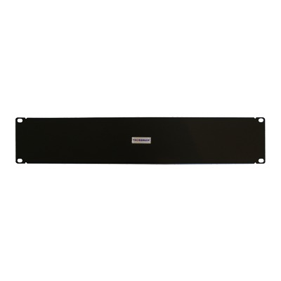 Tapa ciega para rack de 19in, 2UR (THE0040062001001)