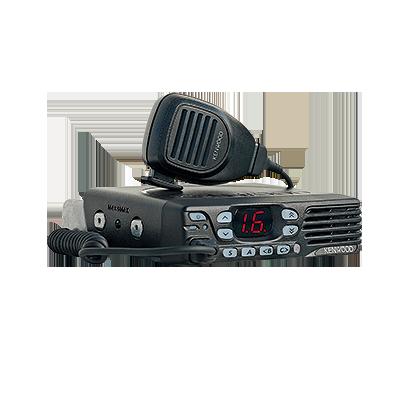 Radio digital 45 W, 450-520 MHz, 32 canales-2 zonas
