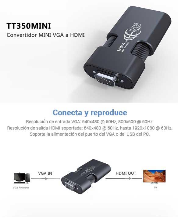 Globaltecnoly 93282 tt350mini