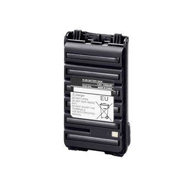 Batería TXPRO Ni-MH, con capacidad de 1600 mAh Para ICF3003-4003, IC-F3103-4103 DS-DT, IC-F3210D-4210D