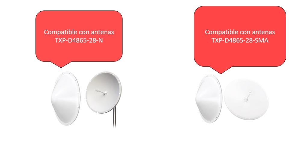 Globaltecnoly 143523 antenas