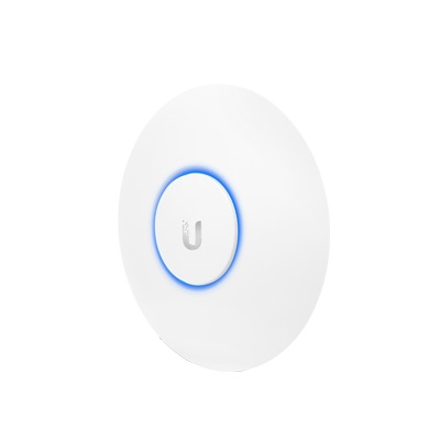Access Point UniFi, doble banda 802.11ac, MIMO 2X2, soporta 100 clientes, hasta 867 Mbps, para interior, PoE 802.3af.