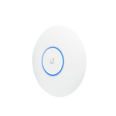 Paquete de 5 Access Point UniFi doble banda 802.11ac MIMO 3X3 para interior, PoE af/at, soporta 250 clientes, Hasta 1.3 Gbps