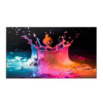 """Pantalla Full HD de 55"""" para solución de video wall con calibración avanzada de color y bisel ultra delgado, 1080p, HDMI, DVI-D"""