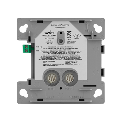 Módulo Inalámbrico de Monitoreo de Contacto Seco