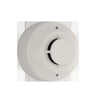 Detector inalámbrico de Humo Incluye Base