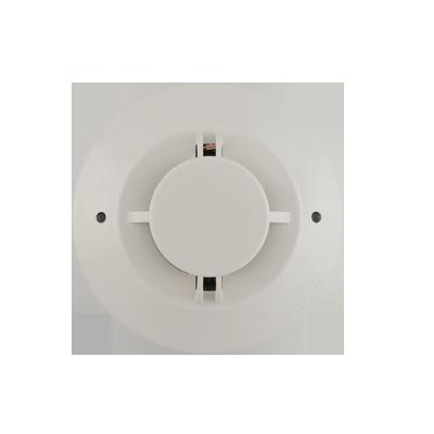 Detector Inalámbrico Dual Humo-Temperatura Incluye Base