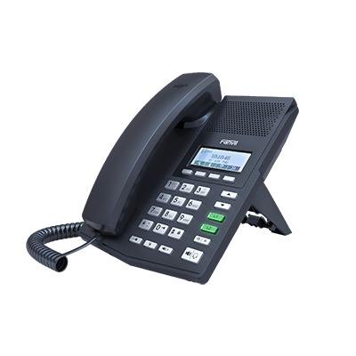 Teléfono IP soho para 2 lineas SIP con voz HD conferencia de 3 vías