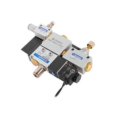 Electroválvula para bolardos neumáticos Industrial By AccessPRO