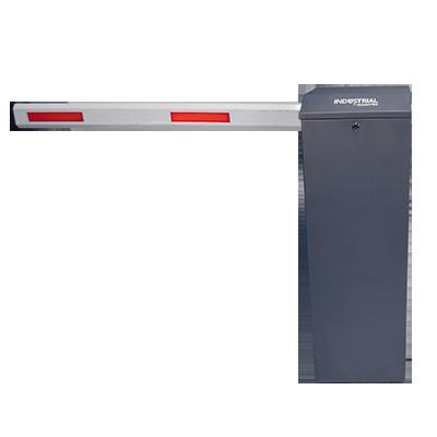 Barrera vehicular Izquierda para brazo de hasta 5.5 metros máximo