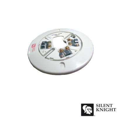 Base de 6 para detector Silent Knight análogo
