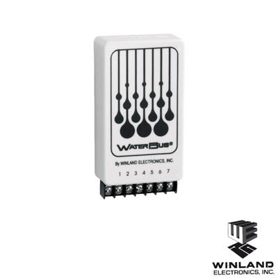 Detector de nivel de agua con montaje de pared (Requiere el sensor WSU)