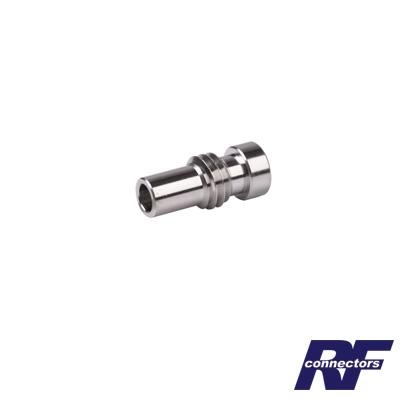 Adaptador-Reductor para RG-58/U, RG-142 requiere conector RFU-500, RFU-501 o RFN-1001-S.