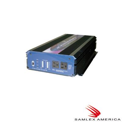 Inversor de Corriente onda modificada, 1750 Watt, Ent: 12Vcd, Sal: 120 Vca
