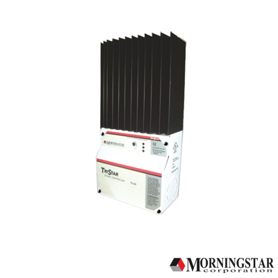 Controlador de Carga con Función de Regulación de Carga Eólica TRISTAR 45 A 12 / 24 / 48 Vcd