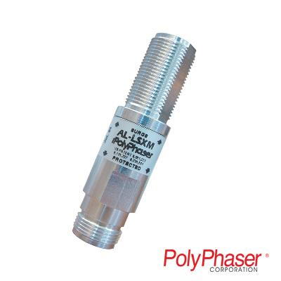 Protector Coaxial Filtro Pasa Alta, 2000 - 6000 MHz, conectores N-Hembra