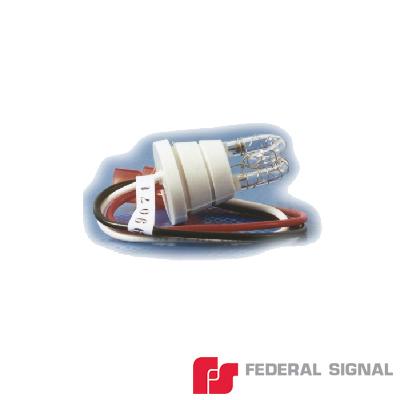 Estrobo de reemplazo en color claro con cable de 20.3 cm