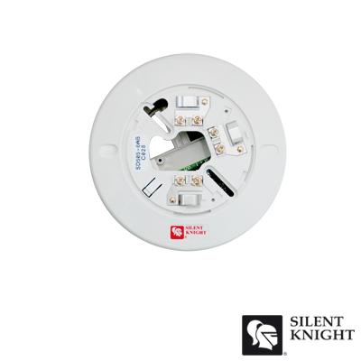 Base de 6 con modulo aislador para detecto análogos Silent Knight