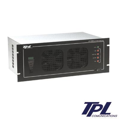 Amplificador de ciclo continuo ideal para repetidor de 806 Mhz. potencia entrada - salida de 2-5 W - 80 W (controlable).