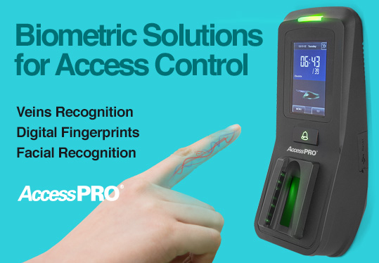 Biometric Solutions for Access Control